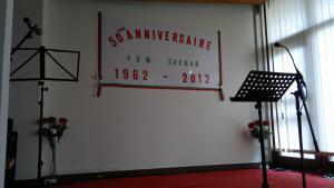 50 du Foyer Malgache de Cachan.